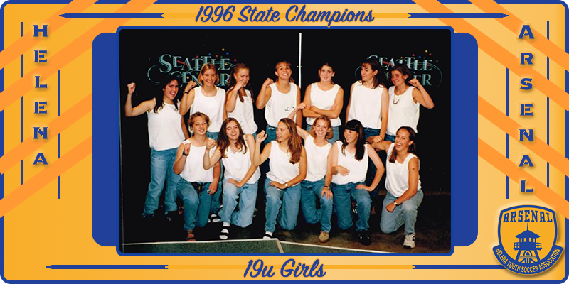 1996 State Champs