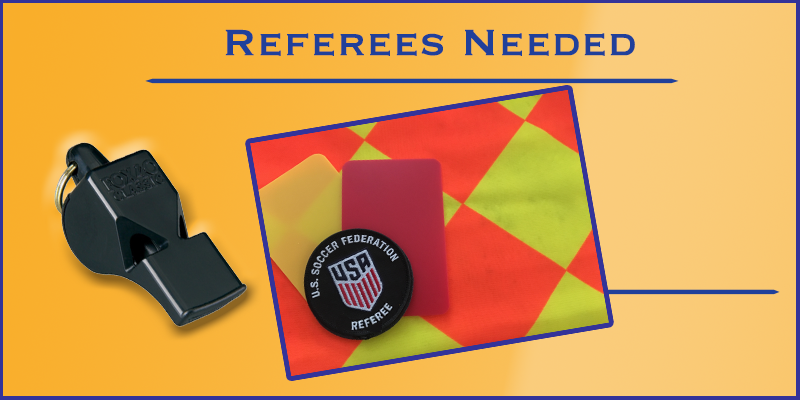 New Referee Course